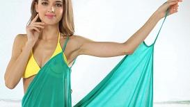 0412bb101c96 Пляжное платье-трансформер, сумка, коврик или набор от магазина  Sozday-sebya-ru
